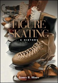 Cover for HINES: Figure Skating: A History. Click for larger image