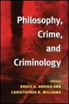 link to catalog page, Philosophy, Crime, and Criminology