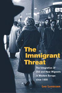 The Immigrant Threat - Cover