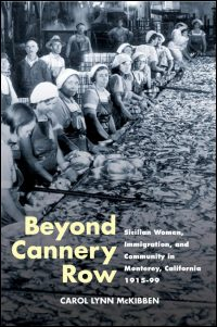 Beyond Cannery Row - Cover
