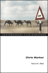 Cover for ALTER: Chris Marker. Click for larger image