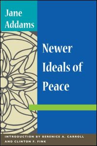 Newer Ideals of Peace - Cover