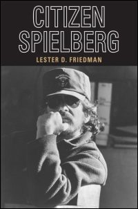 Cover for FRIEDMAN: Citizen Spielberg. Click for larger image