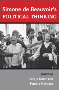 Simone de Beauvoir's Political Thinking - Cover