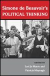 link to catalog page, Simone de Beauvoir's Political Thinking