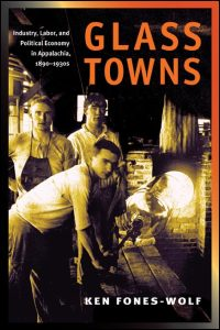 Glass Towns - Cover