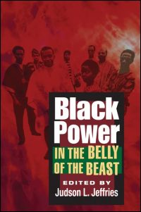 Black Power in the Belly of the Beast - Cover