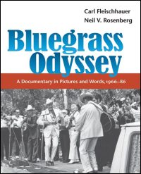 Bluegrass Odyssey - Cover