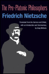 link to catalog page NIETZSCHE, The Pre-Platonic Philosophers