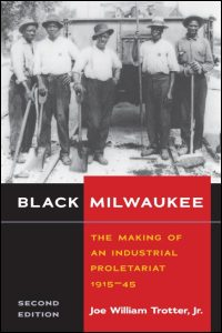 Black Milwaukee - Cover