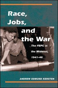 Race, Jobs, and the War - Cover