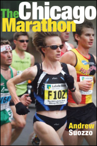 Cover for SUOZZO: The Chicago Marathon. Click for larger image