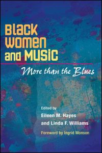 Cover for Hayes: Black Women and Music: More than the Blues. Click for larger image