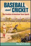 link to catalog page, Baseball and Cricket
