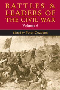 Cover for COZZENS: Battles and Leaders of the Civil War: Volume 6