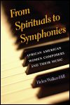 link to catalog page, From Spirituals to Symphonies