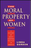 link to catalog page, The Moral Property of Women