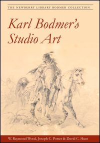 Cover for WOOD: Karl Bodmer's Studio Art: The Newberry Library Bodmer Collection. Click for larger image