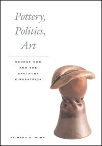 Pottery, Politics, Art - Cover