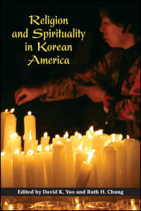 Cover for YOO: Religion and Spirituality in Korean America. Click for larger image