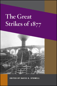 The Great Strikes of 1877 - Cover