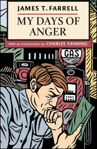 Cover for Farrell: My Days of Anger. Click for larger image