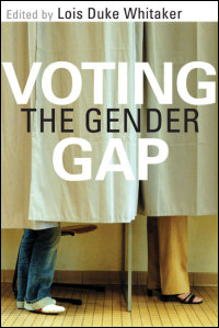 Cover for Whitaker: Voting the Gender Gap. Click for larger image
