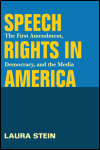 link to catalog page, Speech Rights in America