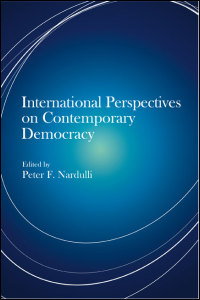 Cover for Nardulli: International Perspectives on Contemporary Democracy. Click for larger image