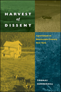 Harvest of Dissent - Cover
