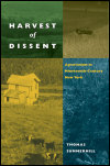 link to catalog page, Harvest of Dissent