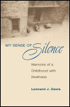 link to catalog page, My Sense of Silence