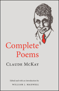 Cover for MCKAY: Complete Poems. Click for larger image
