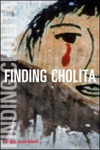 Cover for Isbell: Finding Cholita. Click for larger image