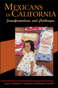 Cover for Guti�rrez: Mexicans in California: Transformations and Challenges. Click for larger image