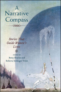 Cover for Hearne: A Narrative Compass: Stories That Guide Women's Lives. Click for larger image