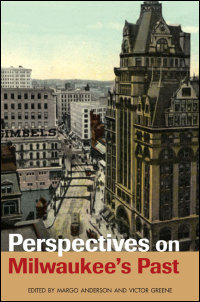 Cover for Anderson: Perspectives on Milwaukee's Past. Click for larger image