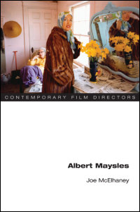 Cover for McElhaney: Albert Maysles. Click for larger image