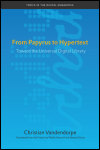 link to catalog page VANDENDORPE, From Papyrus to Hypertext