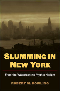 Cover for Dowling: Slumming in New York: From the Waterfront to Mythic Harlem. Click for larger image