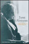 link to catalog page, Jane Addams, a Writer's Life