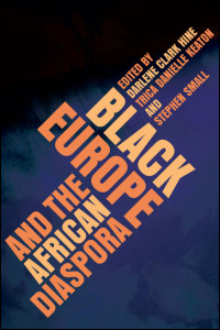 Cover for hine: Black Europe and the African Diaspora. Click for larger image