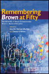 link to catalog page, Remembering Brown at Fifty