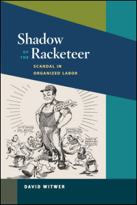 Shadow of the Racketeer - Cover