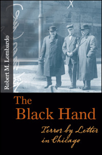 The Black Hand - Cover