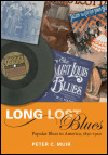link to catalog page, Long Lost Blues