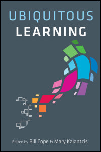 Cover for cope: Ubiquitous Learning. Click for larger image