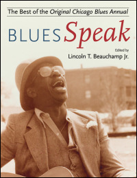BluesSpeak - Cover