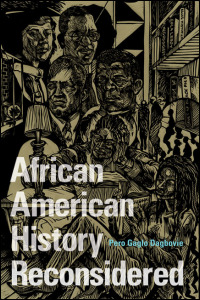 Cover for DAGBOVIE: African American History Reconsidered. Click for larger image