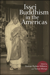 Issei Buddhism in the Americas - Cover